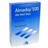 ALMEDOP 500 MG 30 COMPRIMIDOS