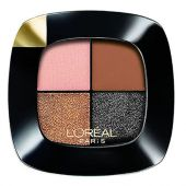L'OREAL SOMBRAS X4 GA PALETTE FRENCH BIS