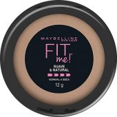 POLVO COMPACTO MAYBELLINE FIT ME SOFT NATURAL 12G