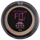 POLVO COMPACTO MAYBELLINE FIT ME MATE BEIGE C.120