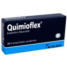 QUIMIOFLEX 20 COMPRIMIDOS