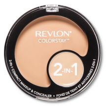 POLVO COMPACTO REVLON COLORSTAY 2IN1 COMPACT WARM GOLD