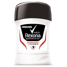 ANTITRANSPIRANTE REXONA MEN ANTIBACTERIAL INVISIBLE