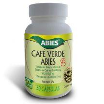 CAFE VERDE ABIES 30 CÁPSULAS