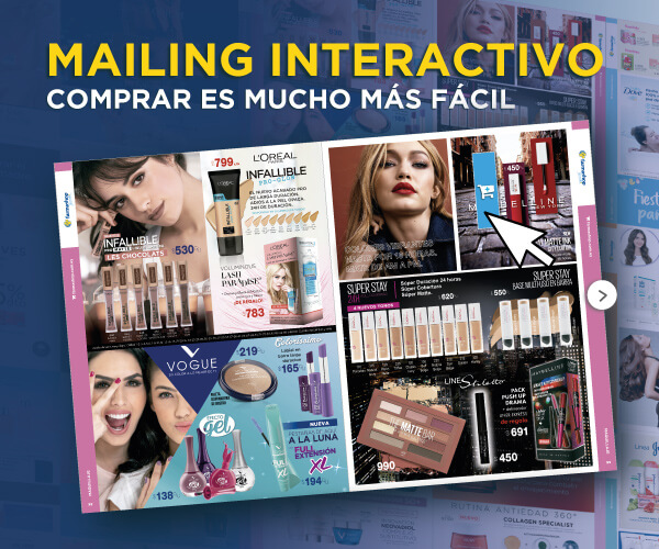 mailing interactivo