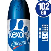 DESODORANTE PEDICO EN AEROSOL EFFICIENT 102ML