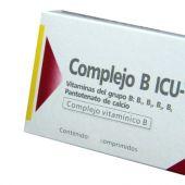 COMPLEJO B ICU 40 COMPRIMIDOS