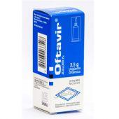 OFTAVIR UNGÜENTO OFTALMICO 3.5 G