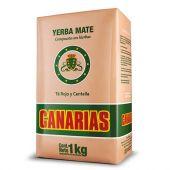 YERBA CANARIAS TE ROJO Y CENTELLA X 1 KG