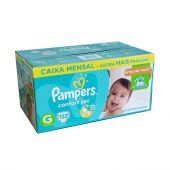 PAMPERS PANALES CONFORT SEC BOX GX152