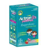 ACTRON PEDIATRICO 2 % 100 ML