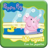 **AL AGUA CON PEPPA PIG - JUGUETES