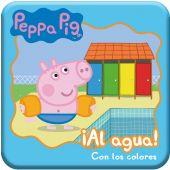 **AL AGUA CON PEPPA PIG - COLORES