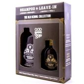 BARBER SHOP KIT WHISKEY SH + LEAVE-IN