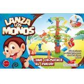 LANZA LOS MONOS 21984