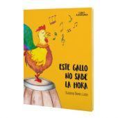 ESTE GALLO NO SABE LA HORA