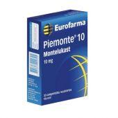 PIEMONTE 10MG  30 COMPRIMIDOS