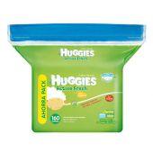 TOALLITAS HUMEDAS HUGGIES ACTIVE FRESH X160