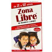 LOCION Y SHAMPOO ZONA LIBRE