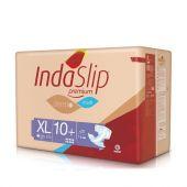 PAÑAL INDASLIP PREMIUM TALLE XL10+ X20 UNIDADES.