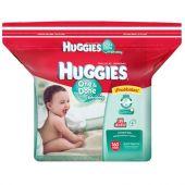 TOALLITAS HUMEDAS HUGGIES ONE&DONE X160
