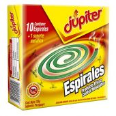 ESPIRAL JUPITER TRADICIONAL X10 UNIDADES