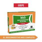 WEB C DESCONGESTIVO PLUS 5 SOBRES