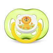 CHUPETES FREE-FLOW BPA FREE X 2 18M