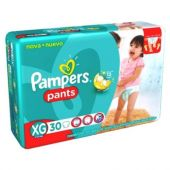 PAÑALES PAMPERS PANTS CONFORT