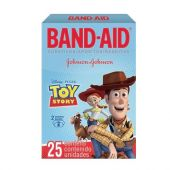 CURITAS BAND AID TOY STORY X 25