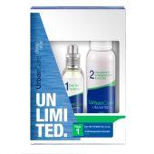 PERFUME URBAN CARE PACK UNLIMITED DEEP BLUE EDT + DESODORANTE