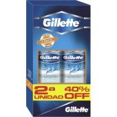 ANTITRANSPIRANTE GILLETTE SPRAY PACK ARTIC ICE X2 UNIDADES