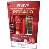 SHAMPOO ELVIVE REPARACION TOTAL 5 400 ML+CREMA CAPILAR ELVIVE CICA RENOV