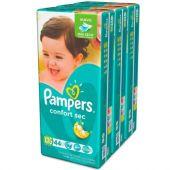 PAMPERS PANALES CONFORT SEC  XXG X 44