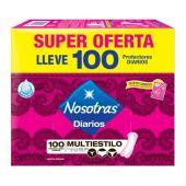 NOSOTRAS P. DIARIOS MULTI ESTILO  X 100