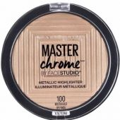 MAYBELLINE POLVO MAST CHROME MOLTEN GOLD