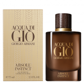 **ACQUA DI GIO ABSOLU INSTINCT EDP 75ML