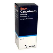 BUCO GARGARISMOS 200 ML