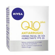 CREMA NIVEA VISAGE Q10 PLUS DIA 50 ML.