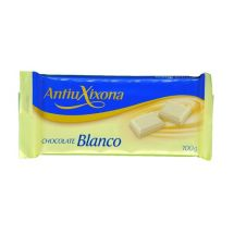 TABLETA CHOCOLATE BLANCO 100G
