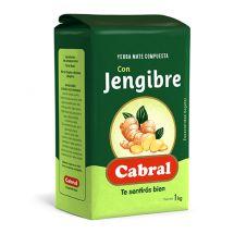 **YERBA COMPUESTA CON JENGIBRE 1KG