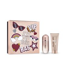 **CH SET 212 VIP ROSE EDT50ML+B.LOTION75ML