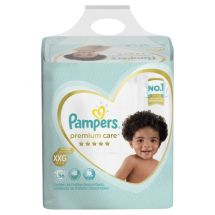 PAMPERS PREMIUM CARE BAG XXG 56 PAÑALES