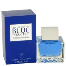 EAU DE TOILETTE ANTONIO BANDERAS BLUE SEDUCTION 50 ML