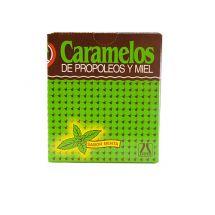CARAMELOS PROPELEO MIEL/MENTA 12 UNIDADES
