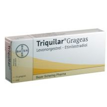 TRIQUILAR 21 GRAGEAS