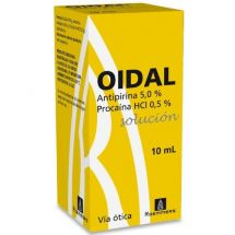 OIDAL GOTAS 10 ML