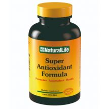 SUPER ANTIOXIDANTE NATURAL LIFE 100 CAPSULAS