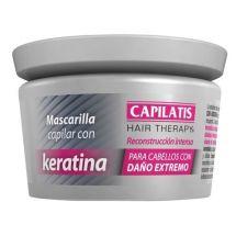 MASCARILLA CAPILATIS KERATINA 170 ML.