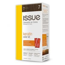 KIT COLOR TINTA ISSUE KERATINA N.7